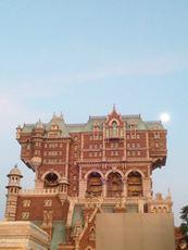 2013/09/01 17:27/恐怖のホテルと呼ばれるようになった「タワー・オブ・テラー」
