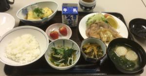 2016/03/01 20:41/昼食、夕食ともに美味しく頂きました