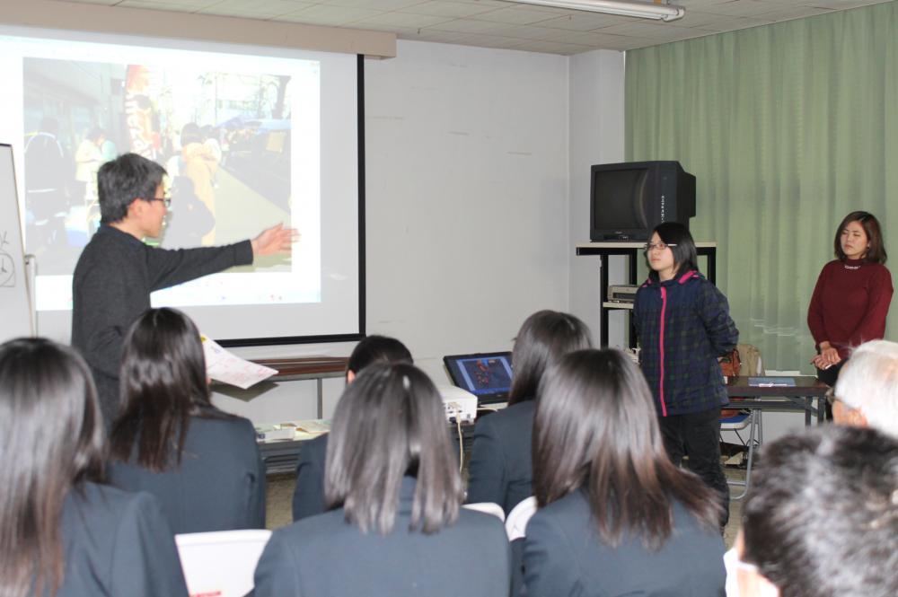 『歴史のまちづくり講座』を開催しました。