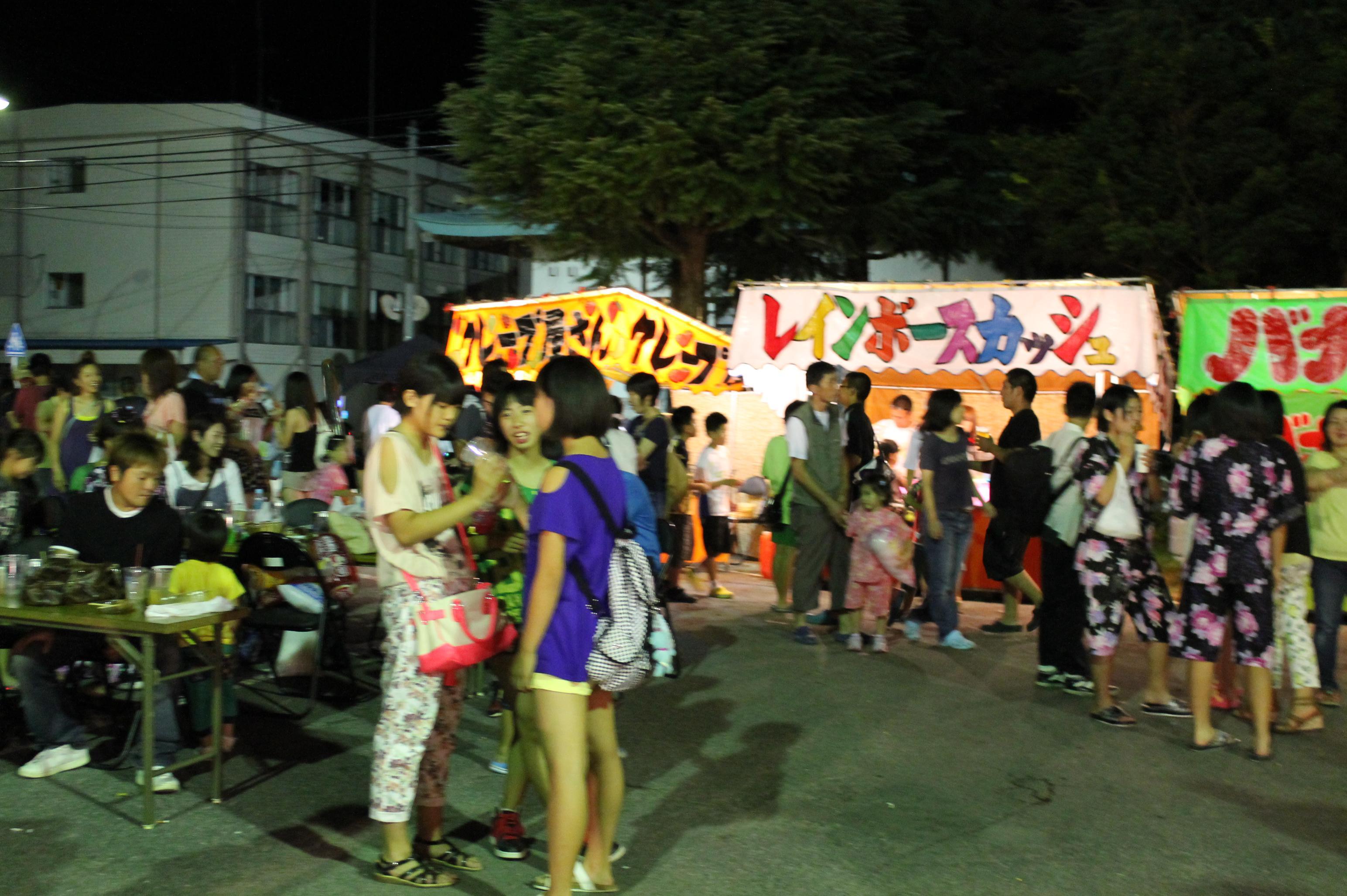 小松の夏まつり~わっしょいわっしょい!!