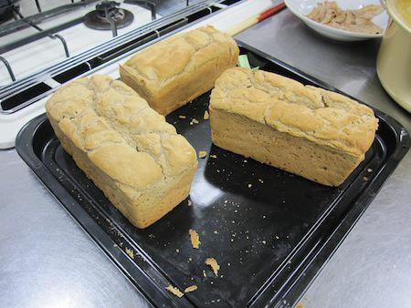 玄米米粉のパン:画像