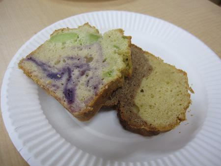 玄米粉のパウンドケーキ:画像