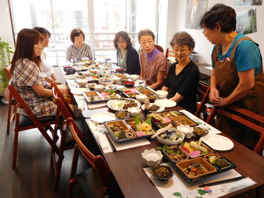 「いいでの郷土料理PRイベント」が開催されました