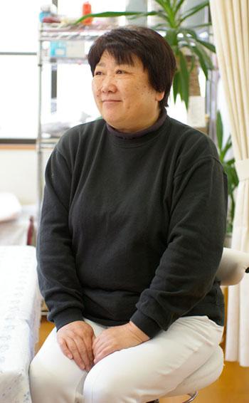 2009/01/09 15:17/京カイロ施術院の堀京子(ほりきょうこ)です。