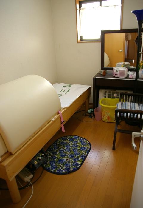 2010/03/01 01:58/温熱療法ルームその1