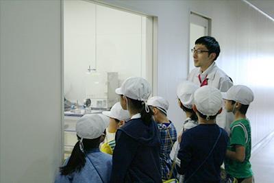川西町立小松小学校3年生のみなさん:画像