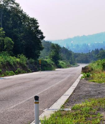 イザベラ・バードの通った道(山形県川西町編)その1(諏訪峠)