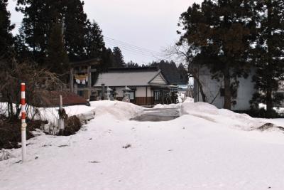 イザベラ・バードの通った道(山形県川西町編)その2 小松