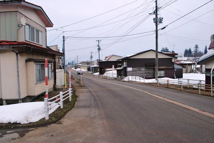 イザベラ・バードの通った道(山形県川西町小松編)その4