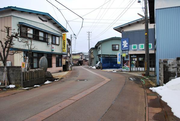 イザベラ・バードの通った道(山形県川西町小松編)その7