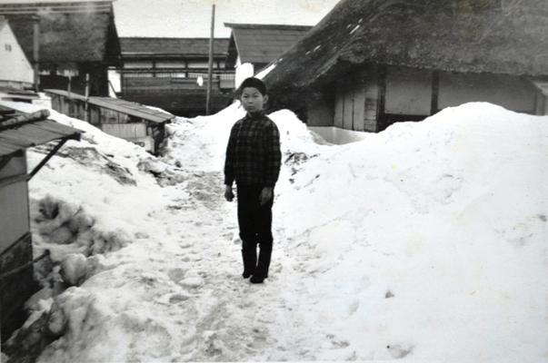 イザベラ・バードの通った道(山形県川西町小松編)その8