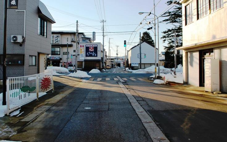 イザベラ・バードの通った道(山形県川西町小松編)その9