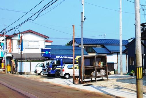 イザベラ・バードの通った道(山形県川西町小松編)その12