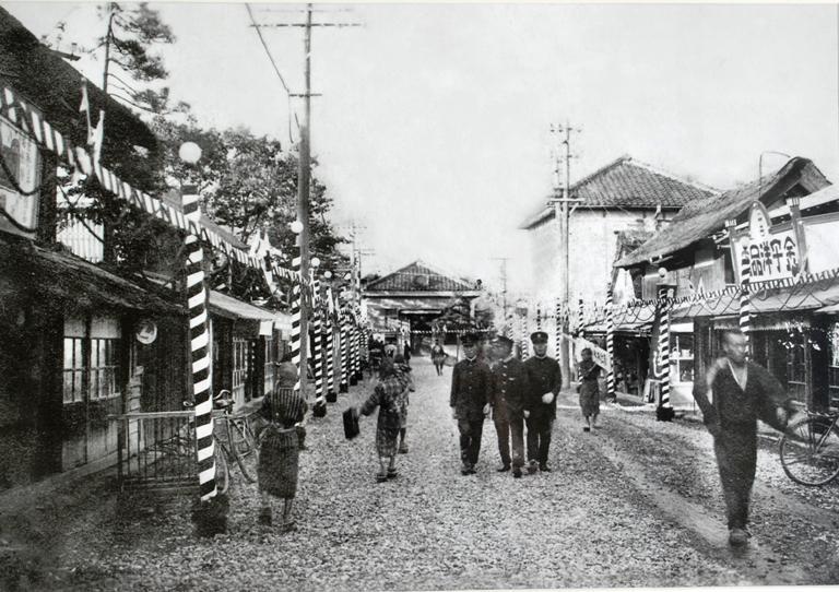 イザベラ・バードの通った道(山形県川西町小松編)その14