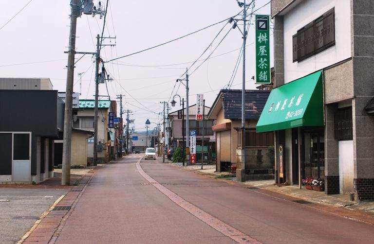 イザベラ・バードの通った道(山形県川西町小松編)その15