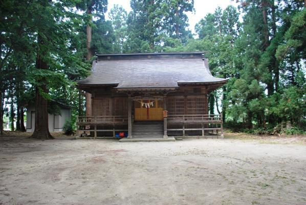 新山神社その3