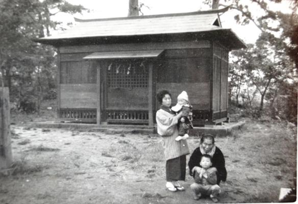 原田城その2(浅加稲荷)