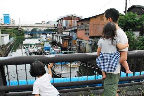『たった一つの恋』と出逢った道(その11)懐かしの浦島町散歩道