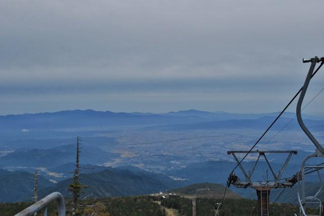 西吾妻山登山(つがもりリフト)