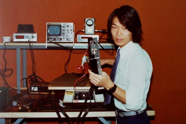仕事の記録1975-1978年CBトランシーバ(その3)