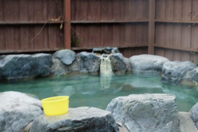 小野川温泉露天風呂