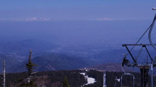 天元台高原スキー場営業終了