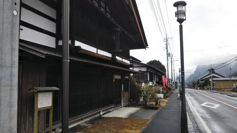 中山道坂本宿(その1)