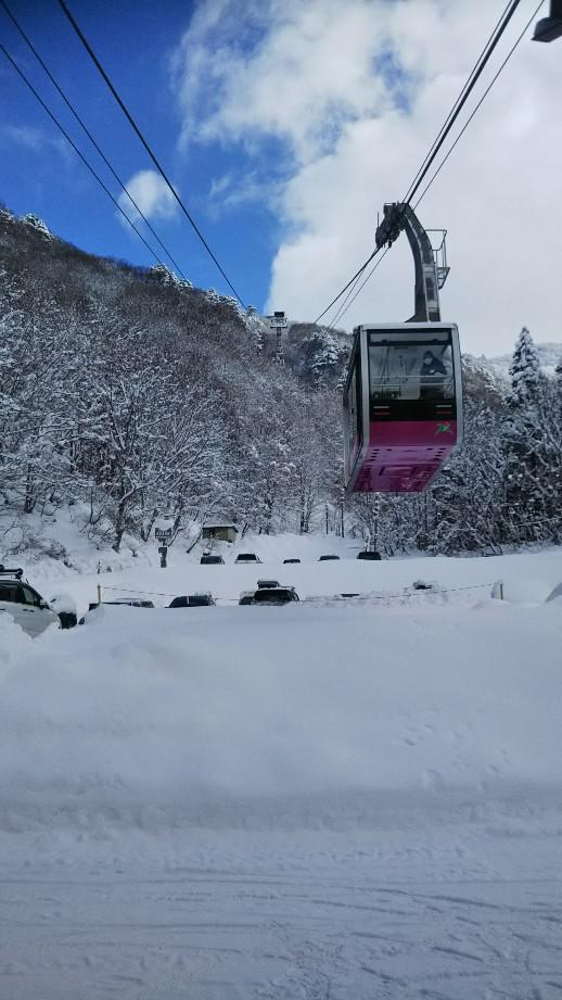 天元台高原スキー場/