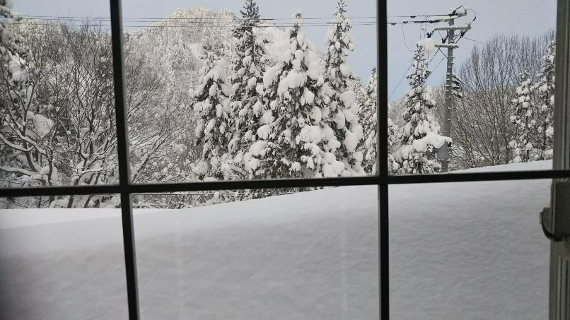 米沢スキー場のペンション