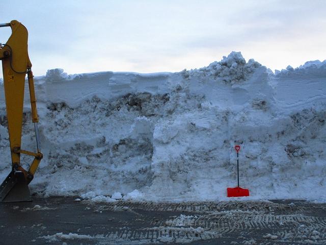 ただいま除雪中!:画像