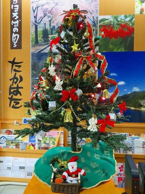 クリスマスツリー♪:画像