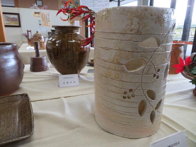 古 (いにしえ) の穴窯作品展、開催中です:画像