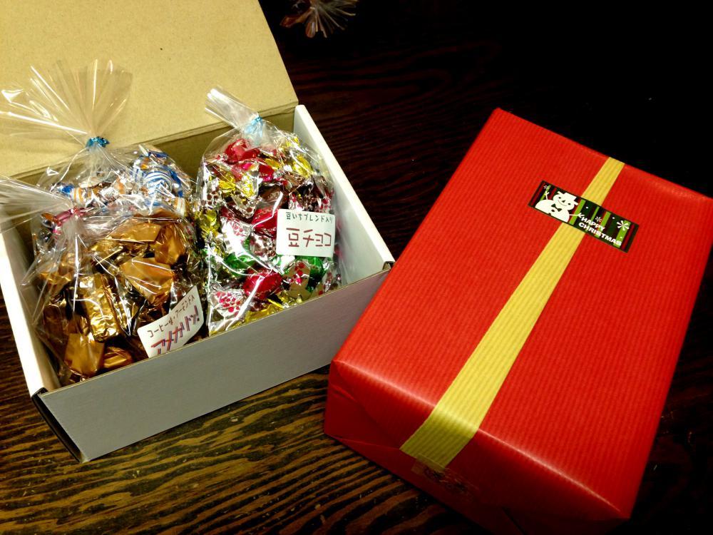 クリスマスプレゼントにどうぞ!