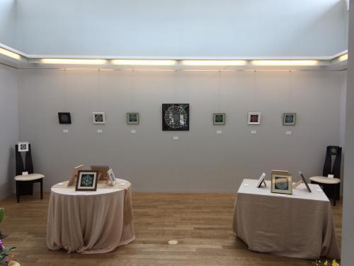 「曼荼羅」アート原画展~開催中