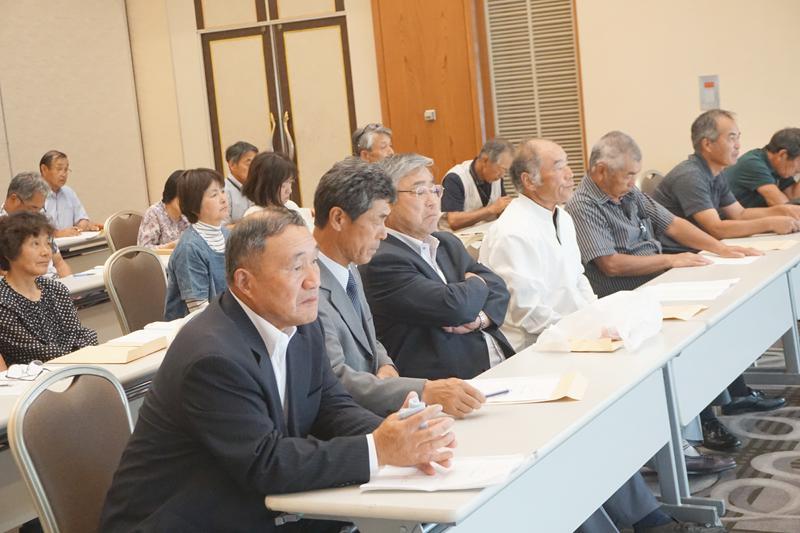 [マルシチ米穀] 生産者の会総会が開催されました