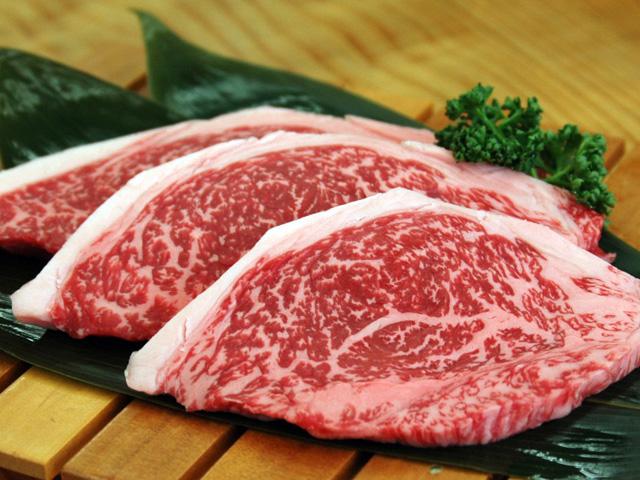 米沢牛ランプステーキ:画像