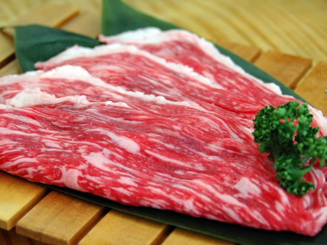 米沢牛赤身もも肉:画像