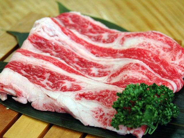 米沢牛バラ肉:画像