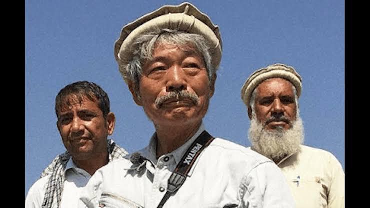追悼!!「アフガン、命の恩人」…中村哲