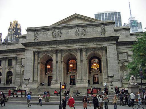 映画「ニューヨーク公共図書館」からー1