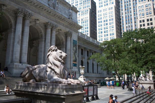 映画「ニューヨーク公共図書館」からー12