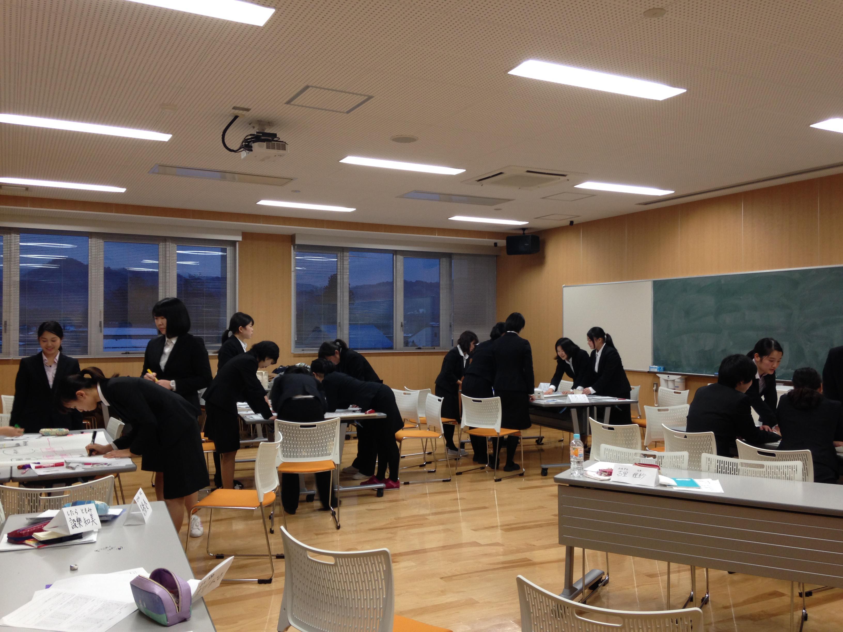 平成29年2月メルサ専務進路指導スケジュール:画像