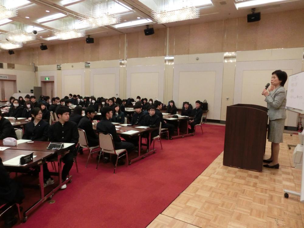 平成29年3月メルサ専務進路指導スケジュール:画像
