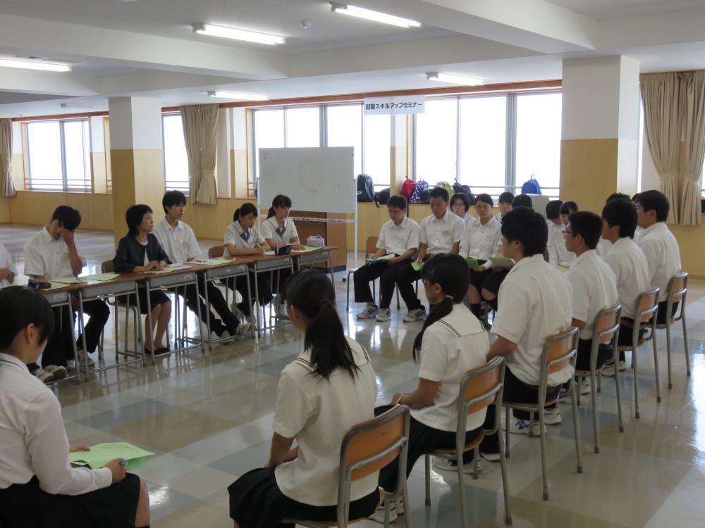平成31年2月専務進路指導スケジュール