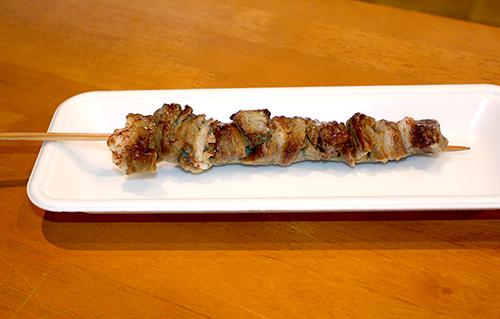 牛串焼き:画像