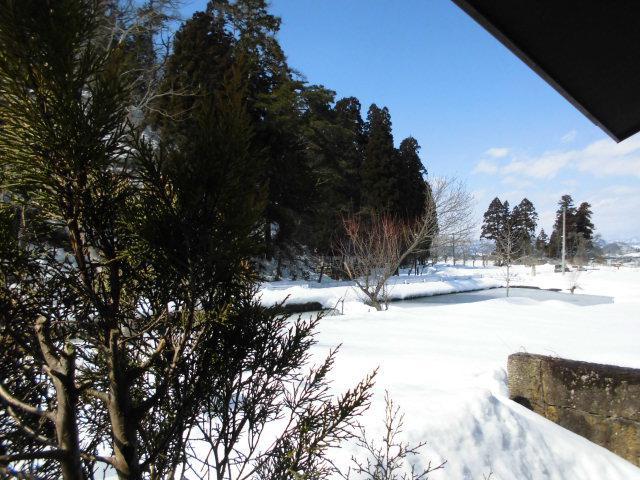 ★。★とても 天気がよいです・・・美蔵