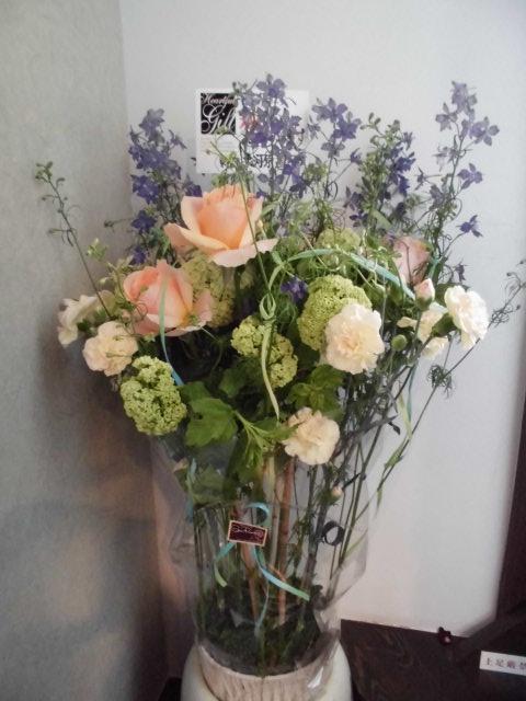★。★素敵なお花が届きました・・・美蔵