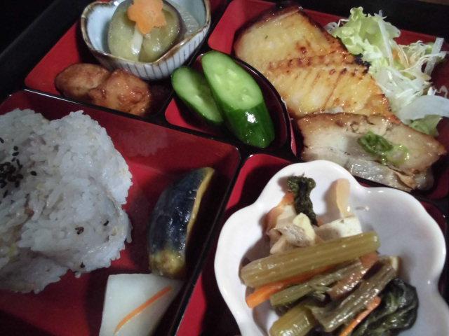 ★。★秋のおすすめ品「旬菜弁当」・・・美蔵