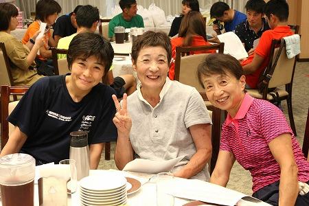交流パーティーみんなの笑顔 5/