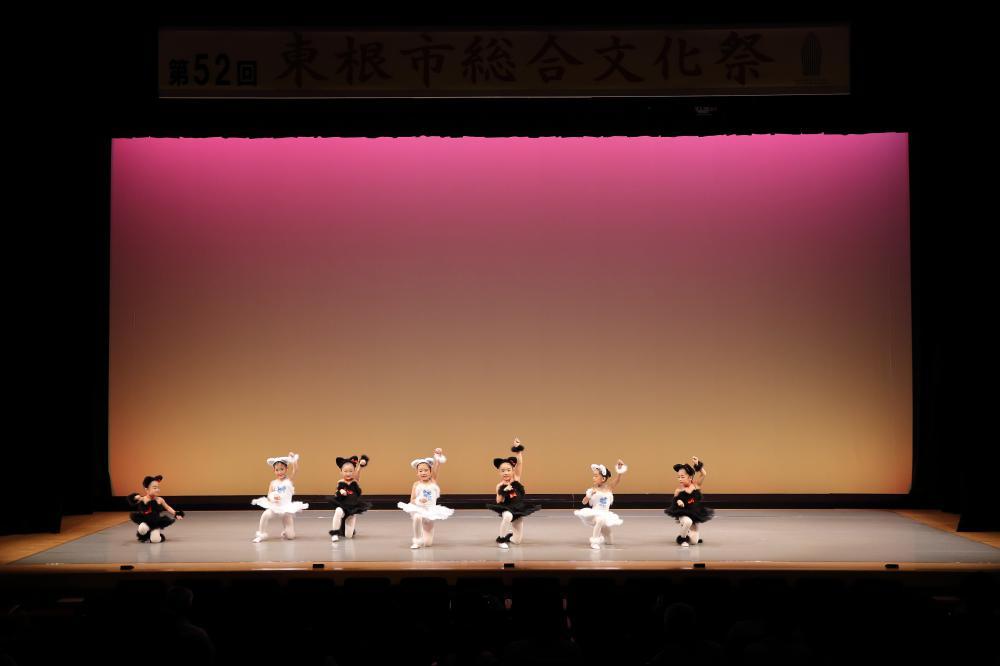 2016/11/3 東根文化祭 【シルフィード・CAT'S・トロワ ワルツ】